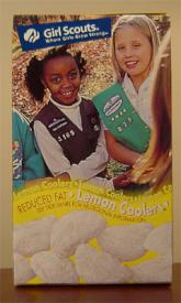 Lemon Coolers (reduced fat) - Girl Scout Cookies