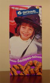 Samoas - Girl Scout Cookies