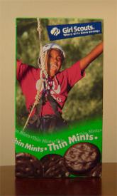 Thin Mints - Girl Scout Cookies