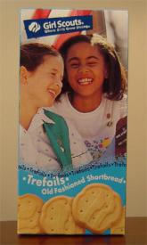 Trefoils - Girl Scout Cookies